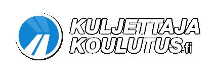 Kuljettajakoulutus.fi logo